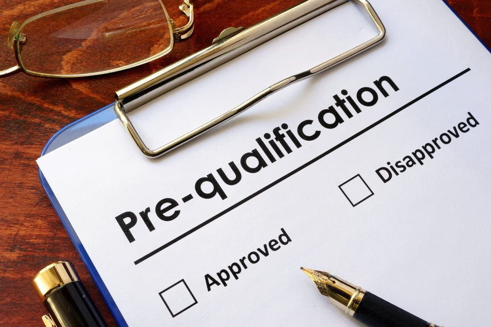 lenders mortgage pre-qualification